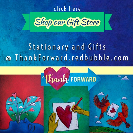 Click for Thank Forward Redbubble Store